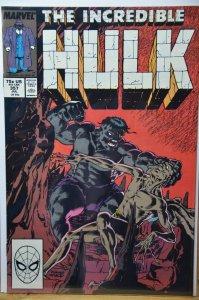 The Incredible Hulk #363 (1989)