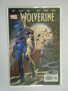 Wolverine The End #1 6.0 FN (2004)