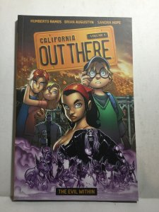 Out There Volume 1 The Evil Within Nm Near Mint TPB Boom! Studios