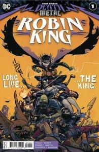 Dark Nights Death Metal Robin King #1 DC Comics 2020. Cover A Perfect !