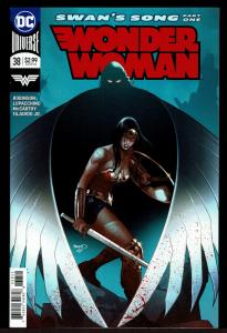 Wonder Woman #38  (Mar 2018, DC)  9.4 NM