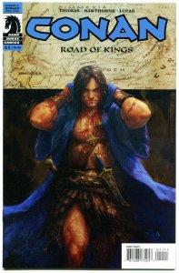 CONAN in ROAD of KINGS #11, NM,  Roy Thomas, 2011, more Conan in store