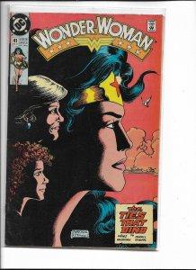 Wonder Woman #41 (1990) VF+/NM-