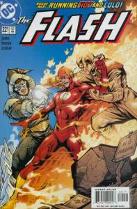 Flash (2nd Series) #221 VF; DC | save on shipping - details inside