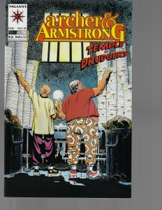 Archer & Armstrong #19 (Valiant, 1994) NM