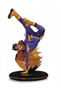 DC Cover Girls 9 Batgirl Statue By Joelle Jones Limited Edition of 5000 - New!