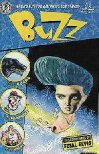 Buzz #3 VF/NM; Kitchen Sink | save on shipping - details inside