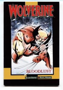 Wolverine: Bloodlust-comic book--1990-1st issue Marvel NM