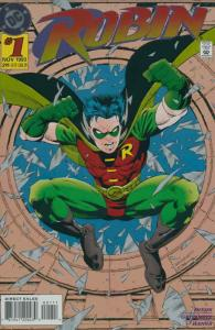 Robin #1SC VF/NM; DC | save on shipping - details inside