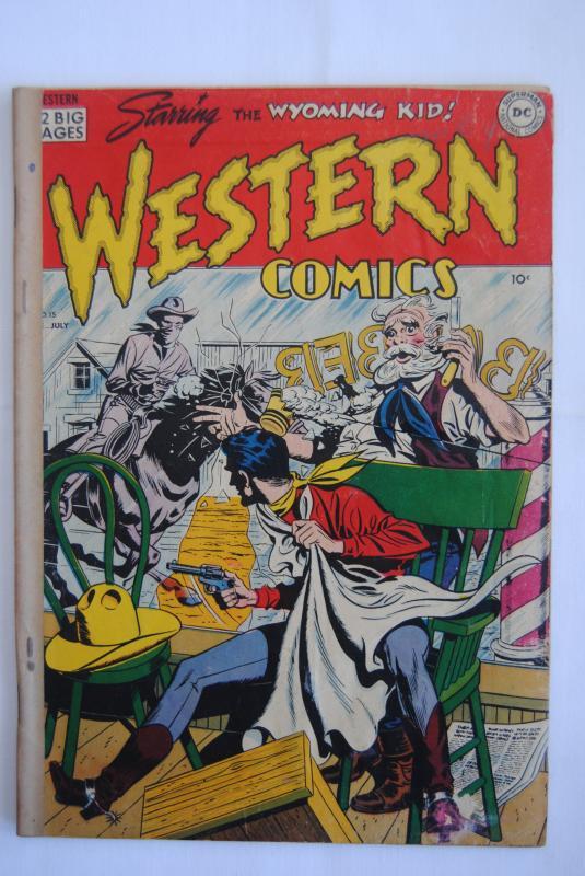 Western Comics 15