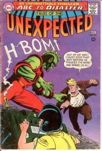 UNEXPECTED (TALES OF) 103 GOOD   November 1967 COMICS BOOK