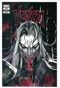 Venom #27 Marvel  2020. Peach Momoko Trade Dress Variant First Codex App