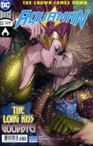 Aquaman (8th Series) #33 VF/NM; DC | save on shipping - details inside