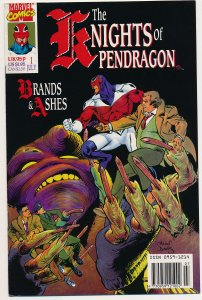 Knights of Pendragon (1990 1st Series) #1 NM