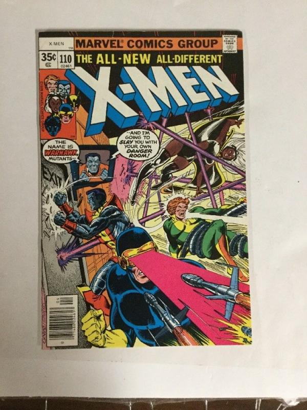 Uncanny X-Men 110 6.5 FN+ Fine +