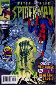 Peter Parker Spiderman(vol. 2) # 3 - 8, 10 , 13, Annual # '99,'00 X-Men, Blade
