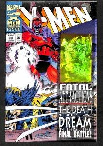 X-Men #25  Marvel Comics