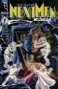 John Byrne's Next Men (1992 series) #23, NM- (Stock photo)