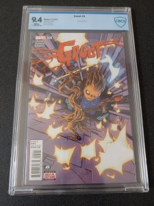 GROOT #5 CBCS 9.4 WHITE PAGES BABY GROOT