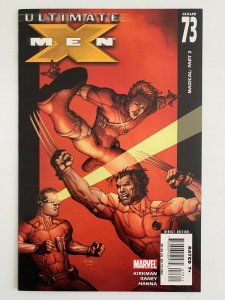 Ultimate X-Men #73 Magical Part 2  (2001 Marvel Comics) NM