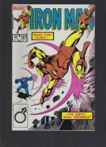 Iron Man #187 (1984)