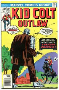 KID COLT OUTLAW #210 211 212, FN+, Western, Gunfights, Iron Mask, more in store
