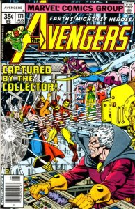 Avengers #174 (ungraded) stock photo / 001