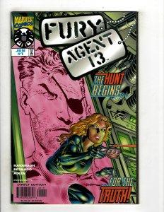 Fury/Agent 13 #1 (1998) OF20
