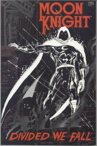 Moon Knight: Divided We Fall  TPB Comic novel  (1992, Marvel) Comics High Grade
