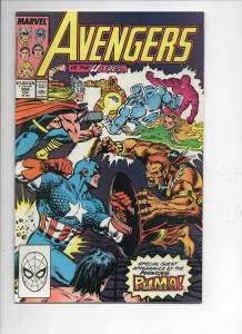 AVENGERS #304, VF/NM, vs U-Foes, Thor, Puma, 1963 1989, more Marvel in store