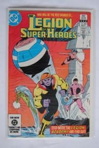Legion of Super-Heroes 304