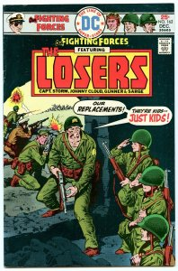 Our Fighting Forces 162 Dec 1975 VF- (7.5)