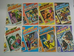 New Talent Showcase run #1-15 8.0 VF (1984)