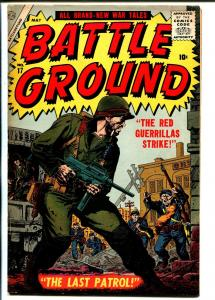 Battle Ground #17 1957-Atlas-Joe Orlando-John Severin-Civil War-VG/FN