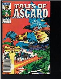 Tales of Asgard #1 (Marvel, 1983)