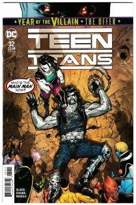 Teen Titans #32 Main Cvr | Lobo (DC, 2019) NM