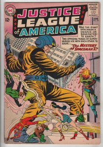 Justice League of America #20 (Jun-63) VF+ High-Grade Justice League of Ameri...