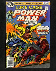 Power Man and Iron Fist #32