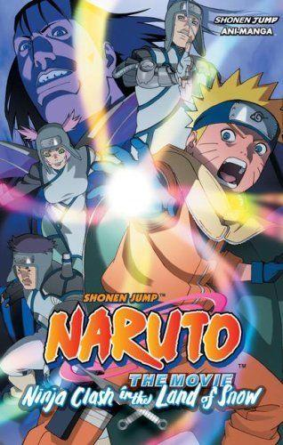 Naruto: the Movie - Ninja Clash in the Land of Snow #1 VF/NM; Viz | save on ship