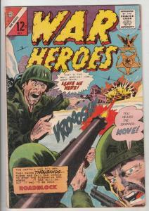 War Heroes #14 (Jul-65) FN+ Mid-High-Grade Marines