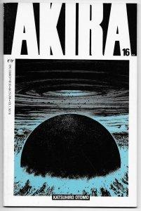 Akira #16 Katsuhiro Otomo (Epic/Marvel, 1989) VF