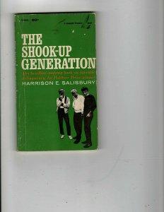 3 Books The Shook-Up Generation Cool Cat Mork & Mindy A Video Novel Drama JK27
