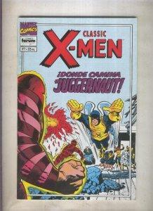 Classic X Men volumen 2 numero 07: Donde camina el Juggernaut (numerado 2 en ...