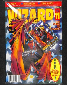 Wizard: The Comics Magazine #11 (1992)