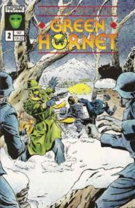 Tales of the Green Hornet (3rd Series) #2 VF/NM; Now | save on shipping - detail