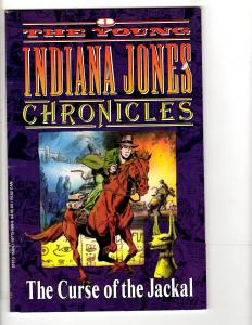 Lot Of 3 Young Indiana Jones Chronicles Hollywood Comic Books # 1 2 3 TP3