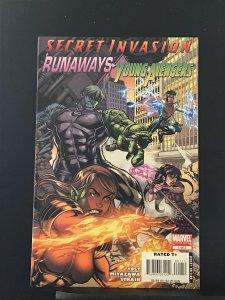 Secret Invasion: Runaways/Young Avengers #1 (2008)