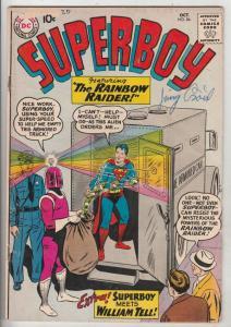 Superboy #84 (Oct-60) GD Affordable-Grade Superboy
