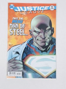 Justice League #52 (2016)