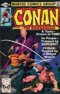 Marvel CONAN THE BARBARIAN (1970 Series) #122 VF